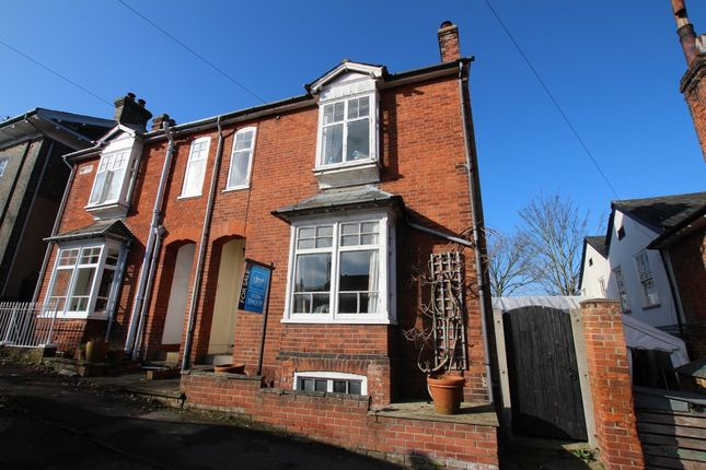 Thumbnail Semi-detached house for sale in South Street, Mistley, Manningtree