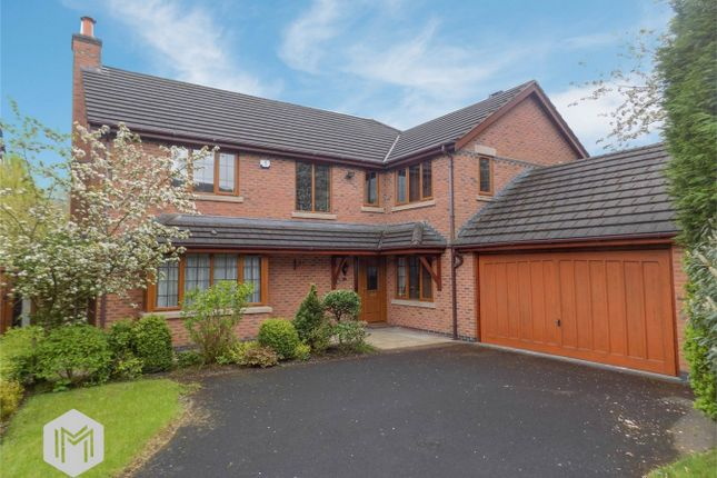 Thumbnail Detached house for sale in Ivy House Close, Bamber Bridge, Preston, Lancashire