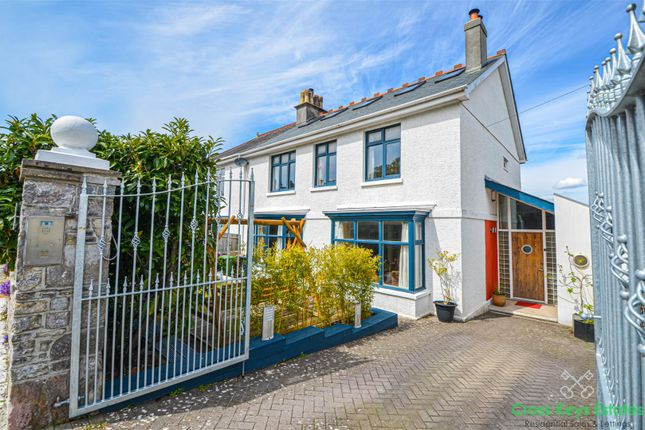 Thumbnail Property for sale in Compton Avenue, Mannamead, Plymouth