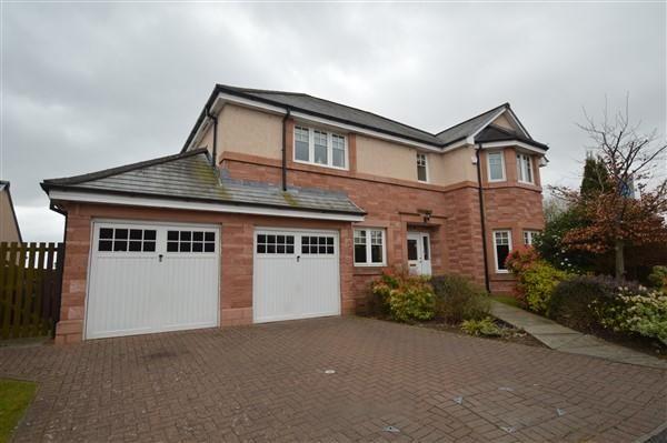 Thumbnail Property for sale in Manor Drive, Drumpellier Farm, Coatbridge