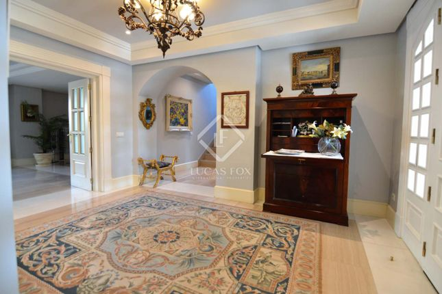 Thumbnail Villa for sale in Spain, Madrid, Mirasierra, Mad9291