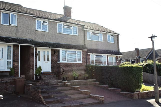 Thumbnail Terraced house for sale in Laburnum Drive, Moulsham, Chelmsford