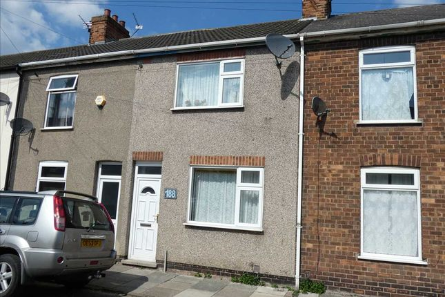 Thumbnail 3 bed terraced house for sale in Macaulay Street, Grimsby