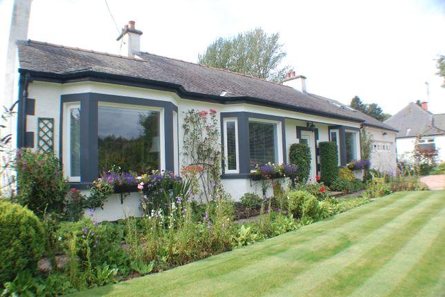 Thumbnail Detached bungalow for sale in Kirkmichael, Blairgowrie
