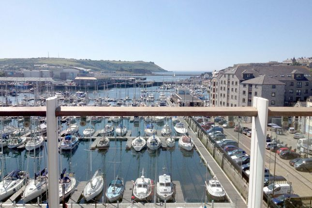 Balcony View of North Quay, Plymouth PL4