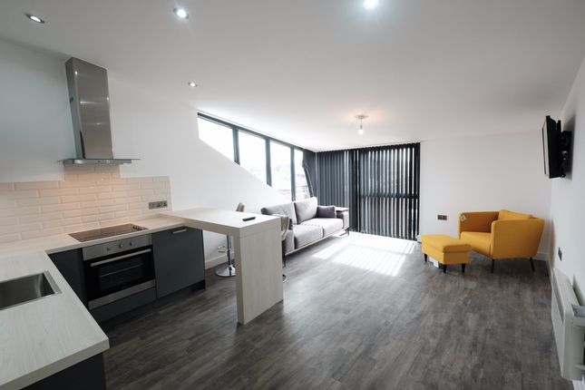 Thumbnail Flat to rent in Church Court, Church Street, Preston, Lancashire