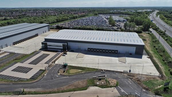 Thumbnail Light industrial to let in Np 106, Nimbus Park, Land Ends Road, Doncaster, Yorkshire