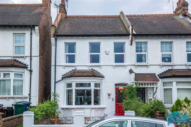 Thumbnail Semi-detached house for sale in Halliwick Road, Muswell Hill, London
