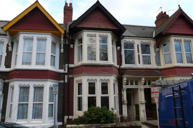 Thumbnail Property to rent in Kelvin Rd, Roath Park, Cardiff