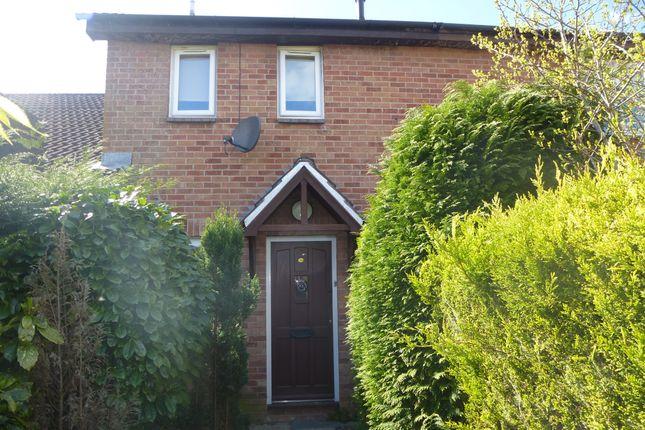 Thumbnail Semi-detached house for sale in Monks Way, Pewsham, Chippenham