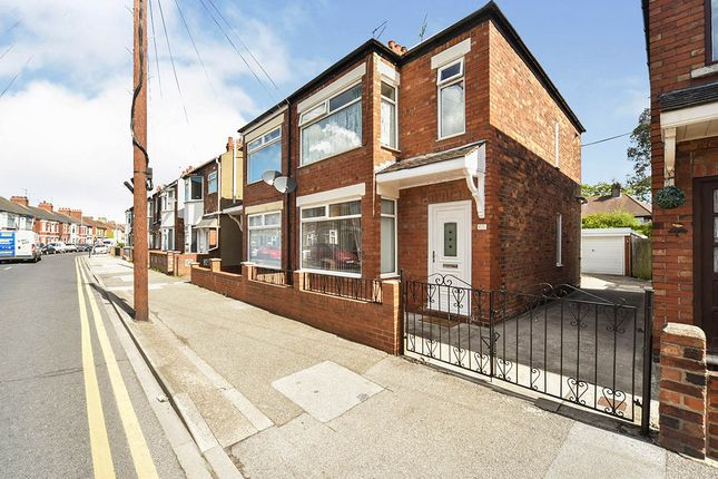 3 bed semi-detached house for sale in Portobello Street, Hull, East Yorkshire HU9