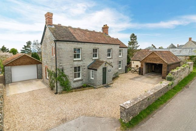 Thumbnail Detached house for sale in Wearne, Langport
