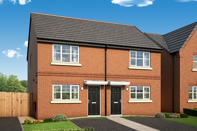 """Property for sale in """"The Haxby"""" at Borrowdale Road, Middleton, Manchester"""