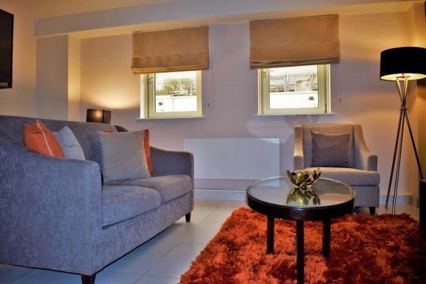 Thumbnail Flat to rent in Mansio Suites, 117 The Headrow, Leeds City Centre