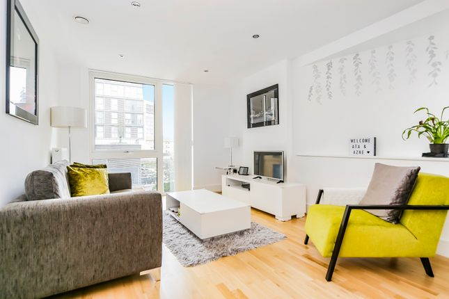 Thumbnail Flat for sale in 23 Dowells Street, London