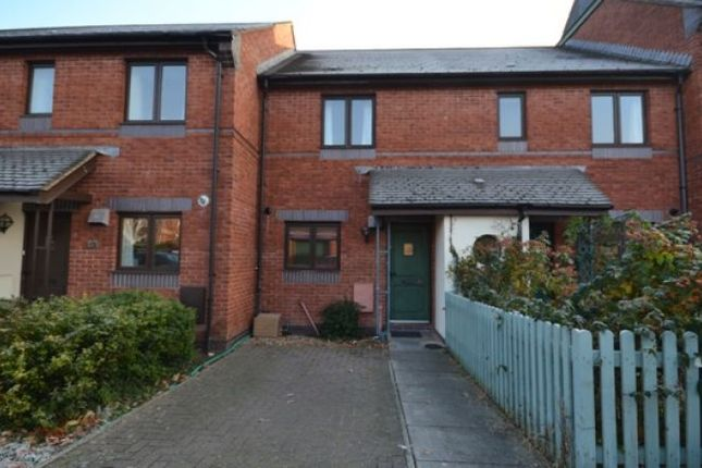 Thumbnail Terraced house to rent in Chandlers Walk, Exeter