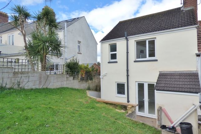 Thumbnail End terrace house for sale in The Reeves Road, Torquay