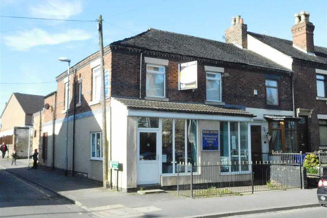 Thumbnail Retail premises for sale in Werrington Road, Stoke-On-Trent, Staffordshire
