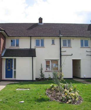 Thumbnail Terraced house to rent in St Nicholas Avenue, Gosport