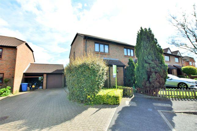 Thumbnail Semi-detached house to rent in Caesars Gate, Warfield, Bracknell, Berkshire