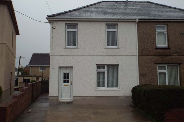 2 bed semi-detached house to rent in Banc Y Gors, Tumble, Tumble, Carmarthenshire SA14