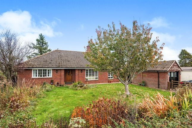 Thumbnail Detached bungalow for sale in Old Wynslade, Clyst St. Mary, Exeter