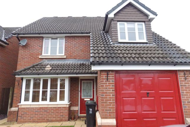 Thumbnail Property to rent in Camellia Avenue, Rogerstone, Newport