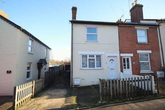 Thumbnail End terrace house for sale in Lavender Hill, Tonbridge