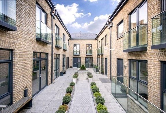 Thumbnail Terraced house for sale in Hob Mews, 35 Tadema Road, Chelsea