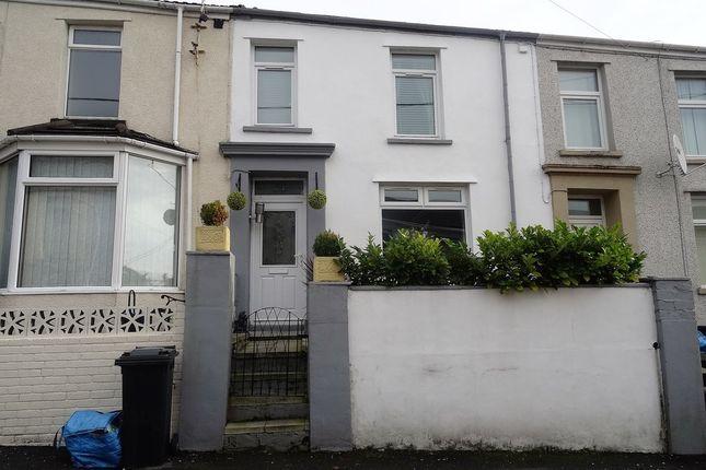 Thumbnail Terraced house to rent in Lower Thomas Street, Merthyr Tydfil