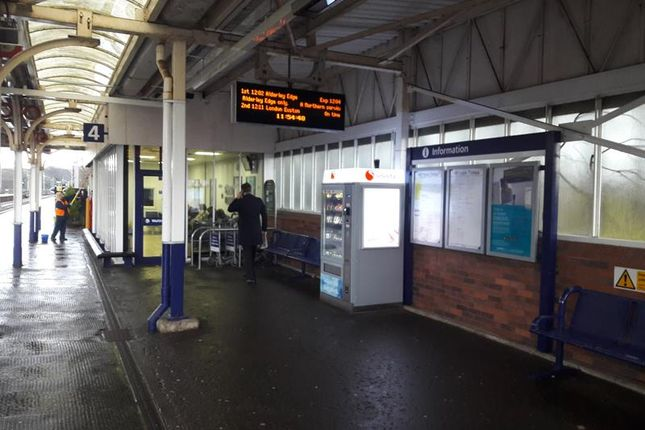 Retail premises to let in Wilmslow Station, Station Road, Wilmslow, Cheshire