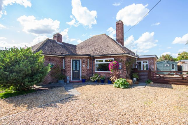 4 bed detached bungalow for sale in Hillside, Orwell, Royston