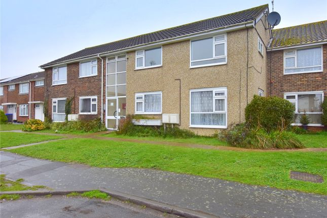 Thumbnail Flat for sale in Sylvan Road, Sompting, West Sussex
