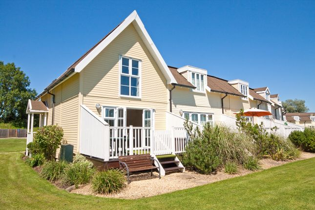 Thumbnail End terrace house for sale in 29 Isis Lake, South Cerney