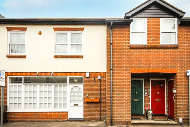 Thumbnail Flat for sale in High Street, Redbourn, St. Albans, Hertfordshire