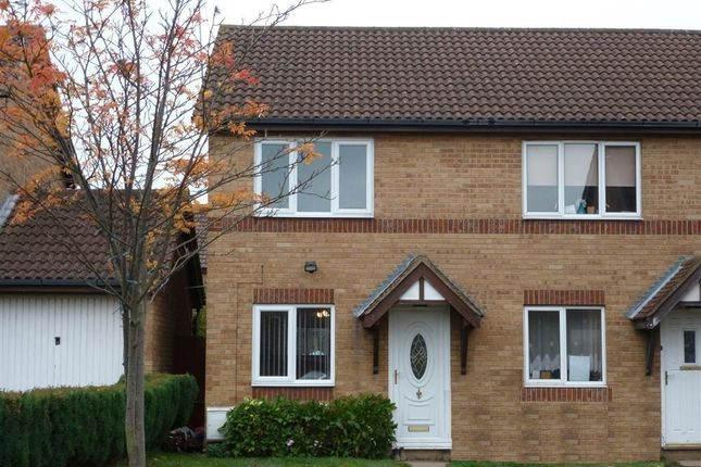 End terrace house to rent in Prins Avenue, Wisbech