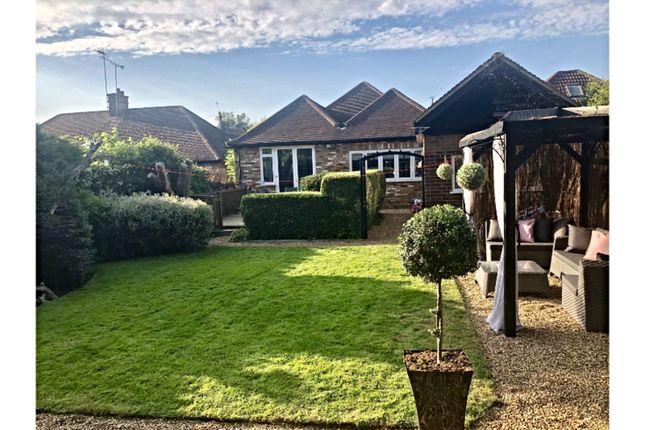 Thumbnail Detached bungalow for sale in Lynwood Avenue, Luton