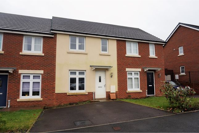 Thumbnail Terraced house for sale in Bryn Celyn, Pontyclun