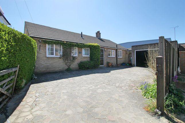 Thumbnail Detached bungalow for sale in Orchard Close, Bushey Heath, Bushey