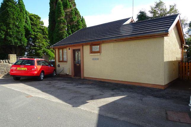 Thumbnail Semi-detached house for sale in Bettws, Bridgend