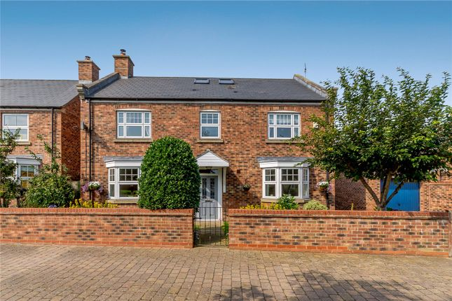 Thumbnail Detached house for sale in Whitehouse Wynd, West Rounton, Northallerton, North Yorkshire