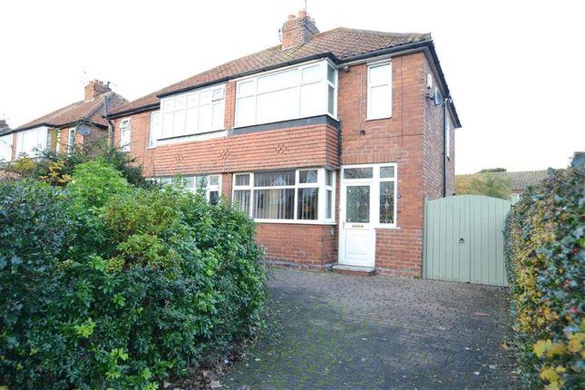 2 bed semi-detached house for sale in School Lane, Bishopthorpe, York