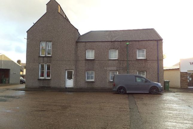 Thumbnail Flat for sale in Couper Square, Thurso