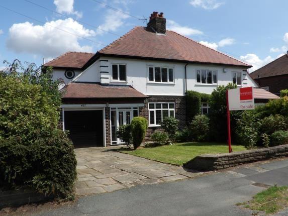 Thumbnail Semi-detached house for sale in London Road, Appleton, Warrington, Cheshire