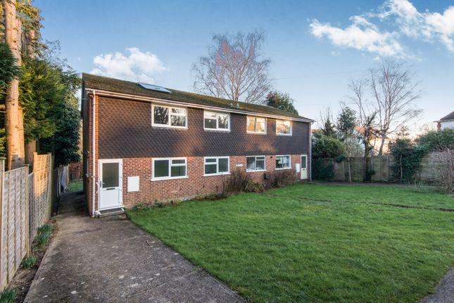 Thumbnail Maisonette to rent in Whiteshute Lane, Winchester