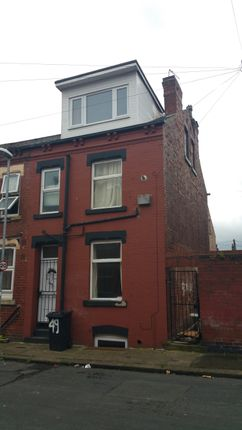 Thumbnail Terraced house to rent in Recreation Terrace, Beeston