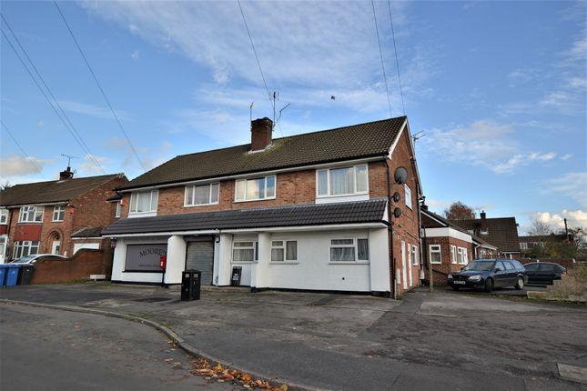 Thumbnail Flat for sale in Chapel Lane, Spondon, Derby
