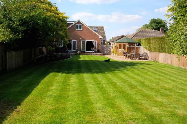 Thumbnail Detached house for sale in Orchard Road, South Wonston, Winchester