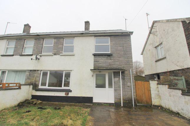 Thumbnail Semi-detached house for sale in Llanddewi Brefi, Tregaron