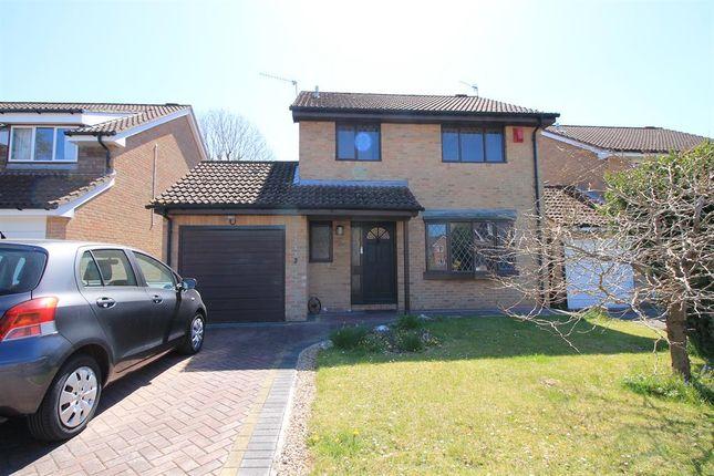 Thumbnail Detached house for sale in Birchdene, Nailsea, Bristol